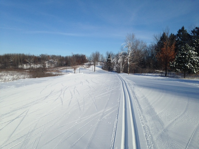 ski trail picture